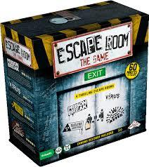 ESCAPE ROOM 62304