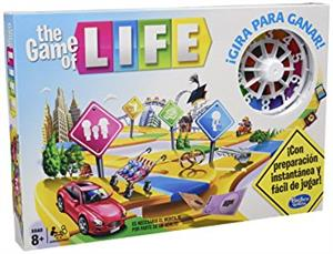 JUEGO GAME OF LIFE  4000