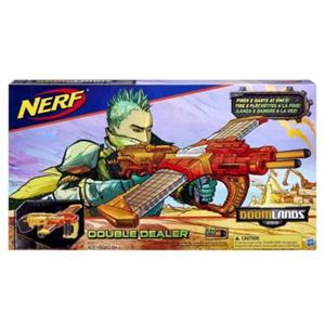 NERF DOUBLE-DEALER DOOMLANDS 5367