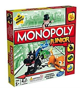 MONOPOLY JUNIOR 6984