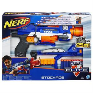 NERF STOCKADE N-STRIKE ELITE 98695