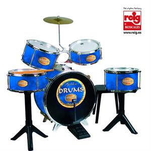 BATERIA GOLDEN DRUMS 727