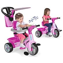 TRICICLO BABY PLUS MUSIC 10210